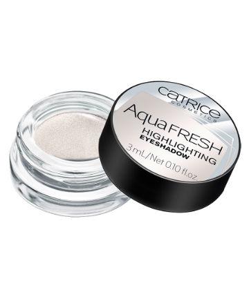 Catrice  13 New Eyeshadow Formulas That Are Perfect for Spring catrice aqua fresh highlighting eyeshadow best eyeshadows