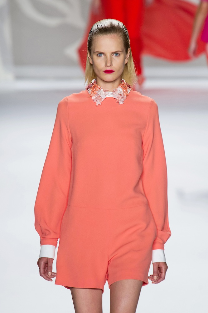 Jeweled Collars at Monique Lhuillier