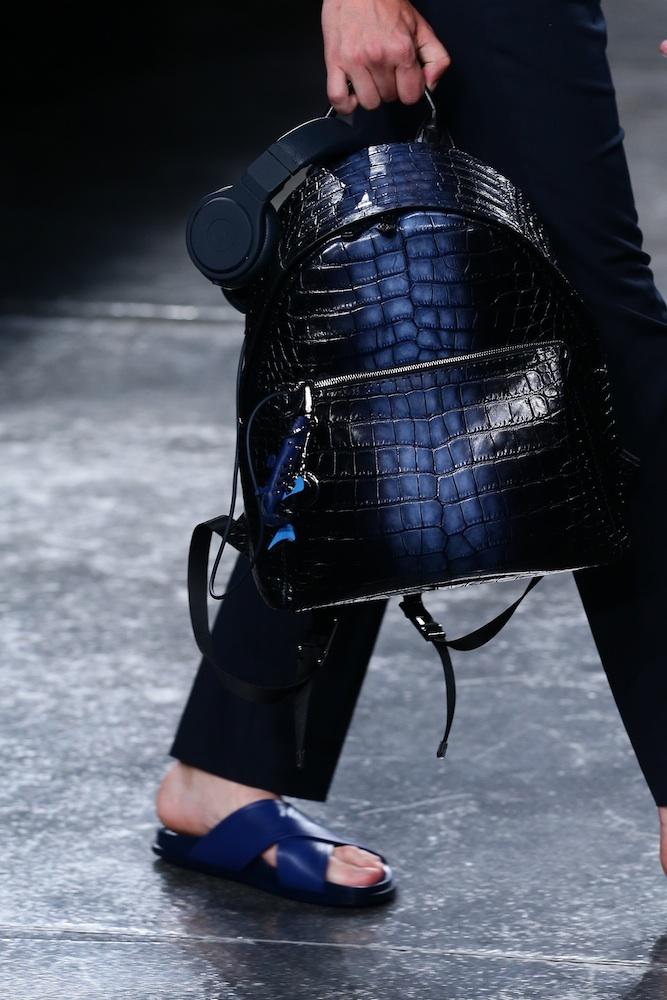 Backpack at Fendi