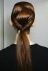 Criss-Cross Fendi Hair