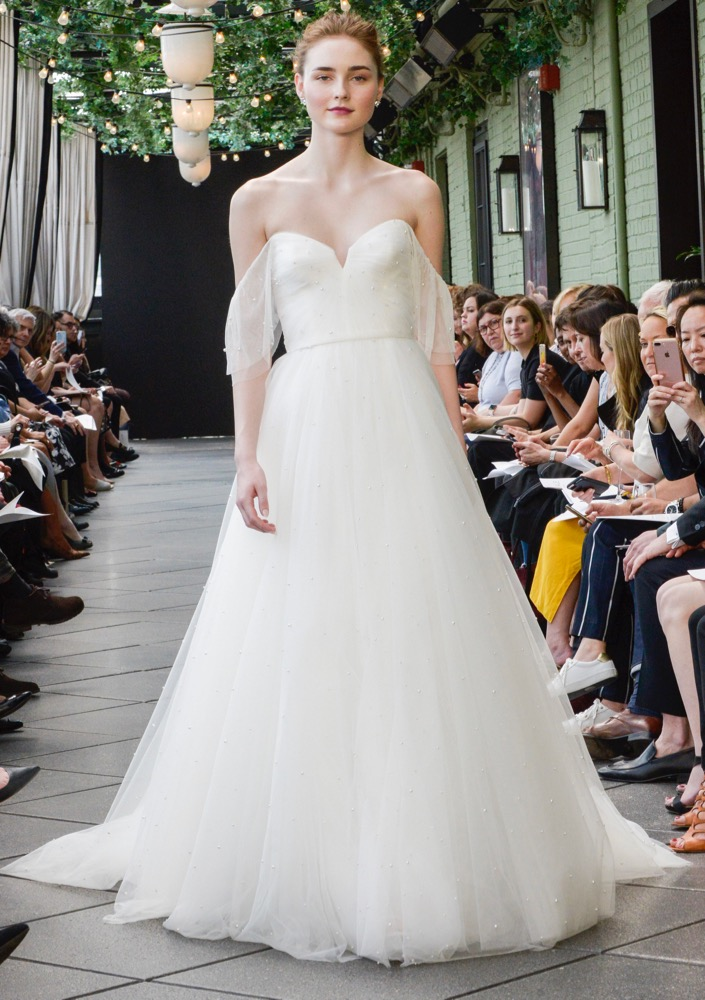 52 best wedding dresses of bridal spring 2019 fashion week amsale bridal spring 2019 junglespirit Image collections