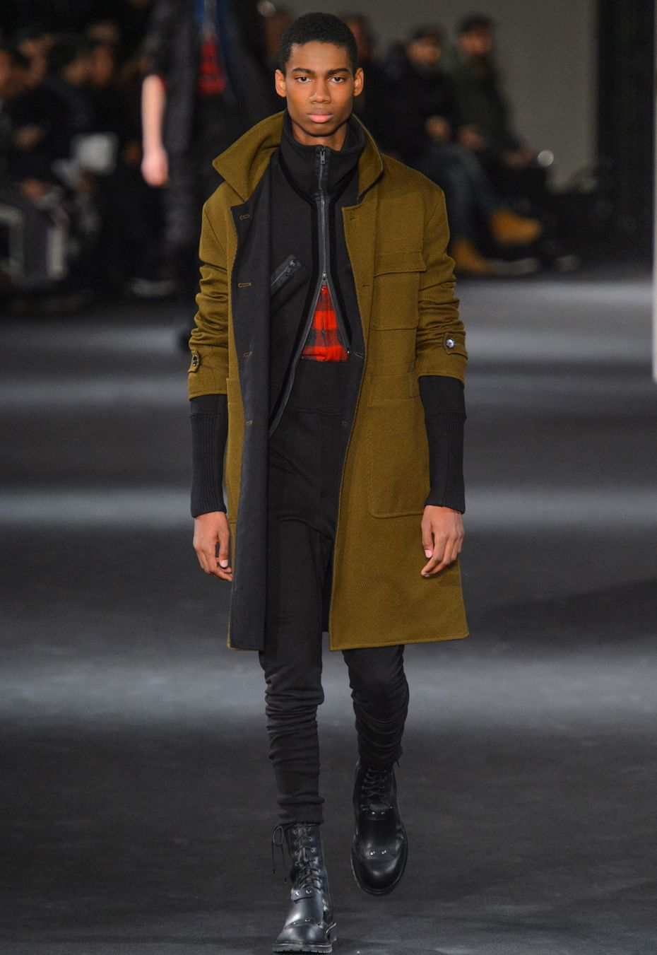 Ann Demeulemeester Men's Fall 2016