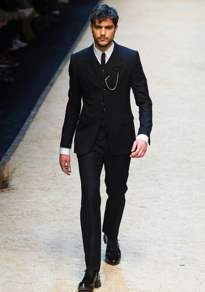 Dolce & Gabbana Men's Fall 2016