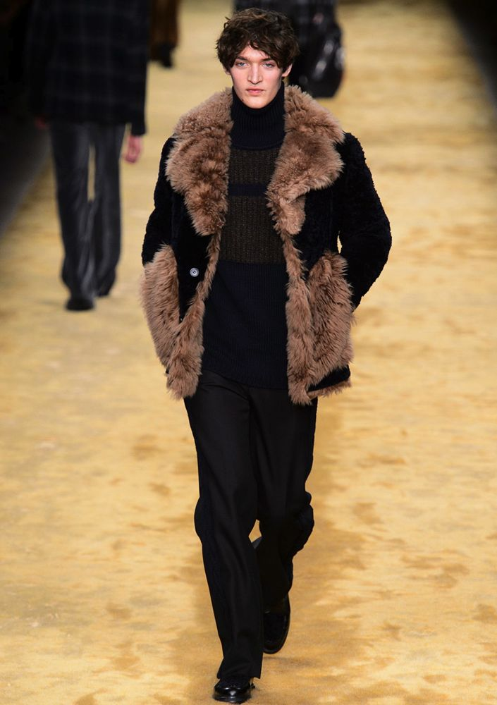 Fendi Men's Fall 2016