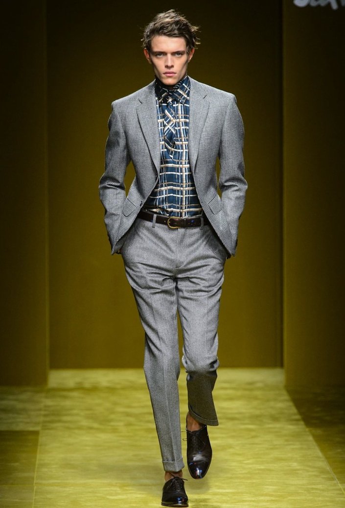 Salvatore Ferragamo Men's Fall 2016