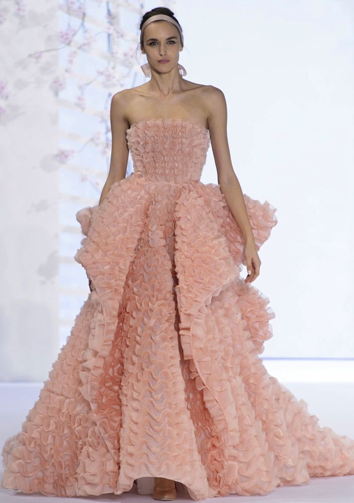 Ralph & Russo Spring 2016 Couture