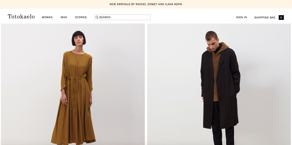 Ranked: 25 Best Online Clothing Stores for Women - theFashionSpot