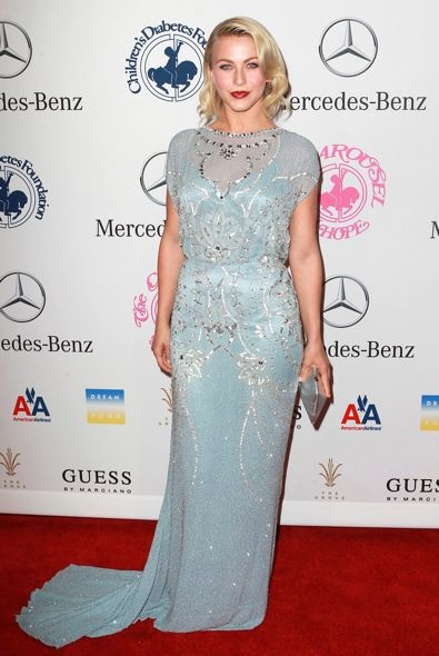 Julianne Hough at the 26th Anniversary Carousel of Hope Ball