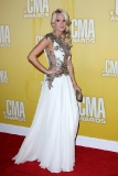 Carrie Underwood at the 46th Annual CMA Awards