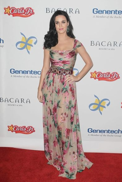 Katy Perry at the Dream Foundation