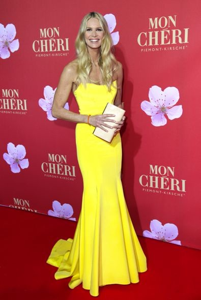 Elle Macpherson at the 2012 Mon Cheri Barbara Tag Event