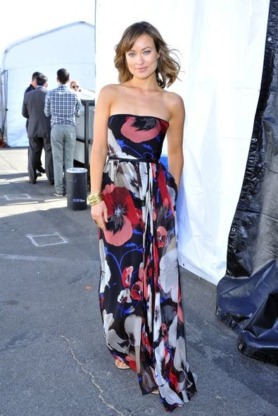 Olivia Wilde at the 2012 Film Independent Spirit Awards