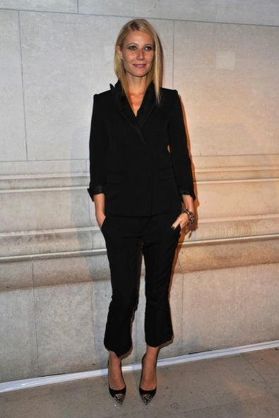 Gwyneth Paltrow at Louis Vuitton - Marc Jacobs: The Exhibition?