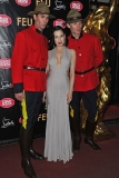 Dita Von Teese at the Feu VIP Premiere