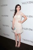 Isabelle Fuhrman at the Valentino Rodeo Drive Flagship Opening
