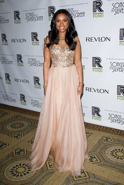 Jennifer Hudson at the 2012 Concert for the Rainforest Fund Afterparty