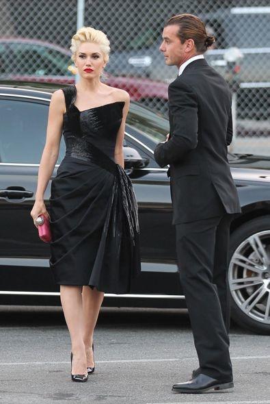 Gwen Stefani at the Heart Foundation Gala