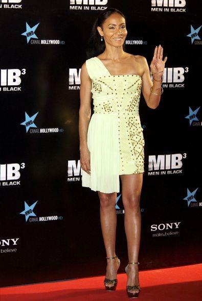 Jada Pinkett Smith at the Madrid Premiere of Men in Black 3