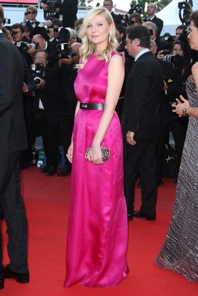 Kirsten Dunst at the 65th Annual Cannes International Film Festival Premiere of On the Road