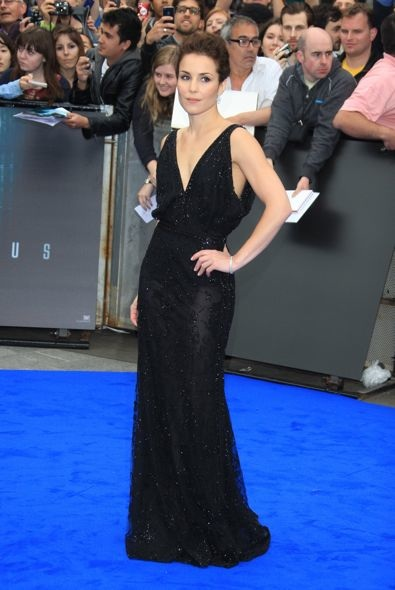 Noomi Rapace at the World Premiere of Prometheus