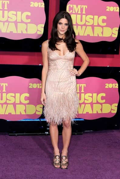 Ashley Greene at the 2012 CMT Music Awards