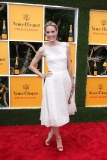 Leslie Bibb at the 5th Annual Veuve Clicquot Polo Classic