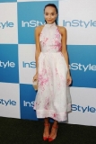 Ashley Madekwe at the 2012 InStyle Summer Soiree