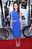 Jamie Chung at the New York Premiere of Premium Rush