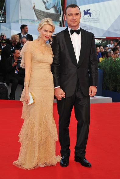 Naomi Watts at the 69th Venice International Film Festival Premiere of The Reluctant Fundamentalist