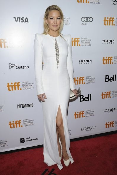 Kate Hudson at the 2012 Toronto International Film Festival Premiere of The Reluctant Fundamentalist