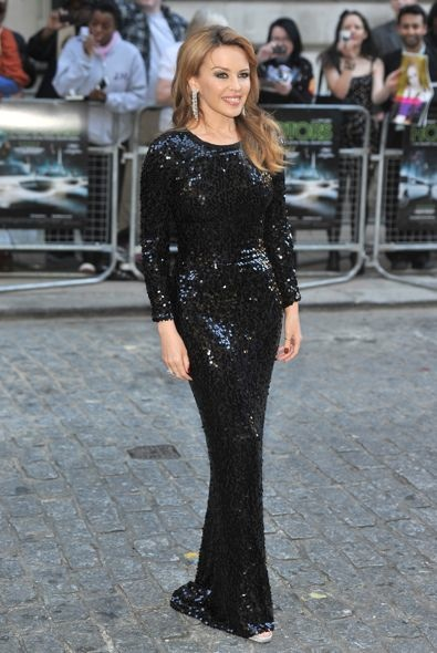 Kylie Minogue at the UK Premiere of Holy Motors