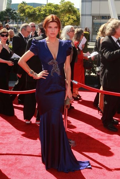 Lake Bell at the 2012 Creative Arts Emmy Awards