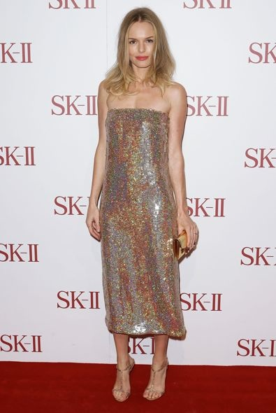 Kate Bosworth at the SK-II Skincare Line Launch Event