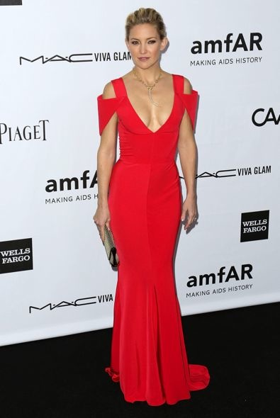 Kate Hudson at the amfAR 3rd Annual Inspiration Gala