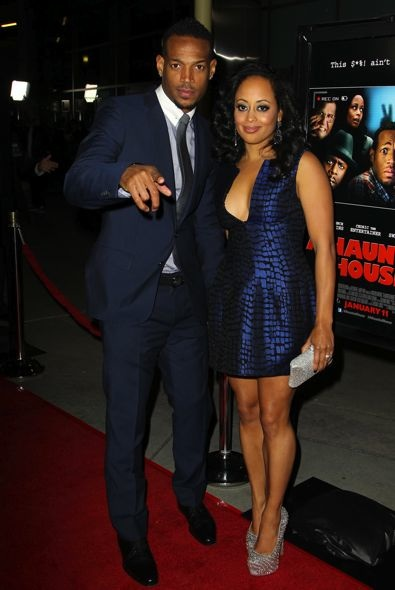 Essence Atkins at the Los Angeles Premiere of A Haunted House