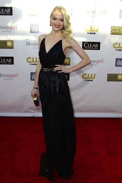 Jaime King at the 2013 Critics