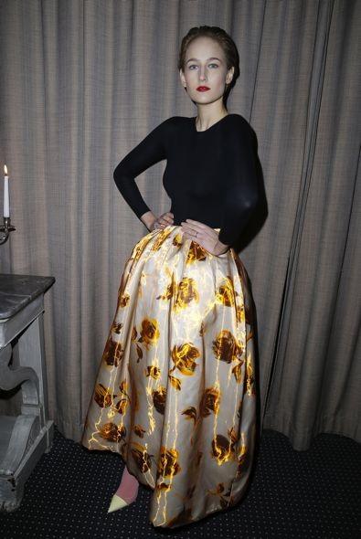Leelee Sobieski at the Sidaction Gala Dinner 2013