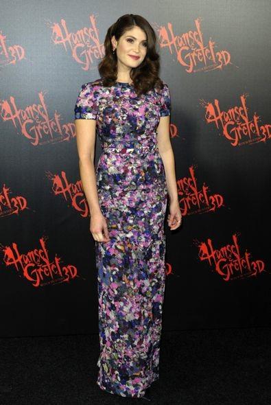Gemma Arterton at the Australian Premiere of Hansel & Gretel: Witch Hunters