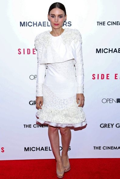 Rooney Mara at the New York Premiere of Side Effects