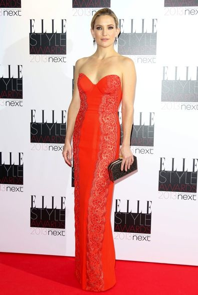 Kate Hudson at the Elle Style Awards 2013