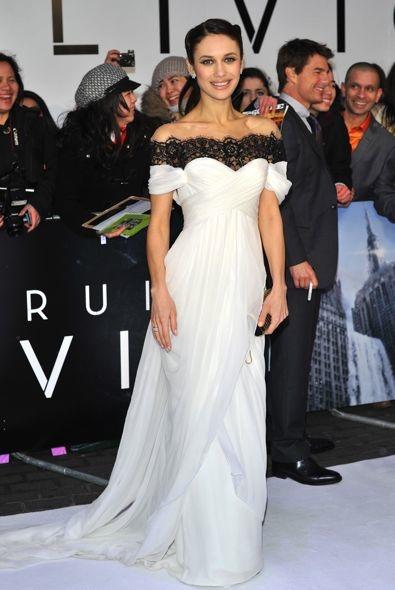 Olga Kurylenko at the London Premiere of Oblivion
