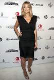 Heidi Klum at the Project Runway 10th Anniversary Party