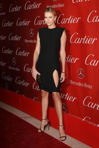 Charlize Theron at the 23rd Annual Palm Springs International Film Festival Awards Gala
