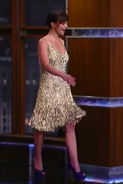 Christina Ricci on Jimmy Kimmel Live!