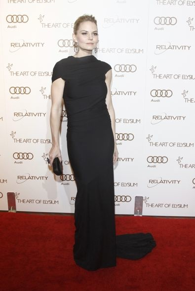 Jennifer Morrison at the 2012 Art of Elysium Heaven Gala