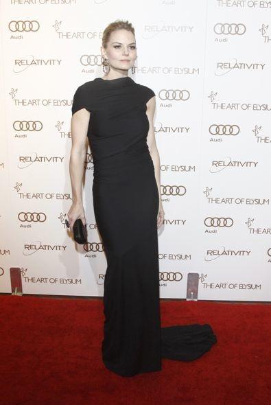 Jennifer Morrison at the 2012 Art of Elysium Heaven Gala