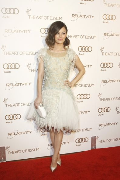 Rachel Bilson at the 2012 Art of Elysium Heaven Gala