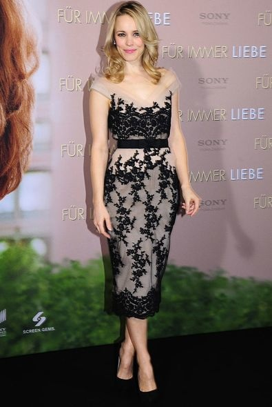 Rachel McAdams at the German Photocall of The Vow