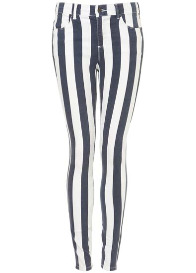 Stripes Are Back