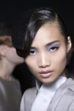 Giorgio Armani's Sensual Graphic Eyes